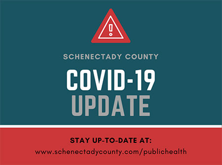 Schenectady County COVID-19 Community Update